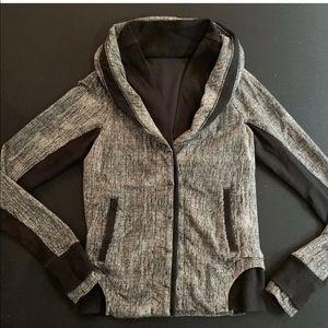 Lululemon Cardigan jacket - button front Sz 2